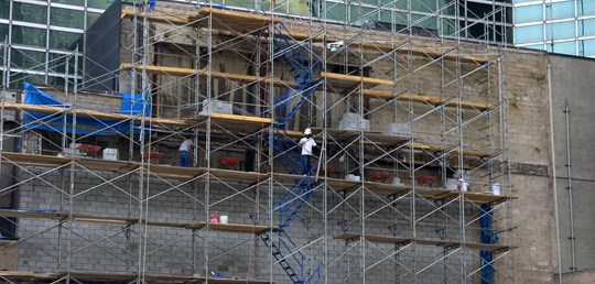 "New York's 128-year-old ""Scaffold Law"" Lives On"